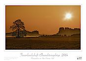"""Traumlandschaft Elbsandsteingebirge 2014"""