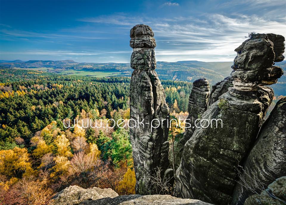 Kalender Sächsische Schweiz Traumlandschaft Elbsandsteingebirge 2017. Bilder aus den Nationalparks Sächsische Schweiz und Böhmische Schweiz