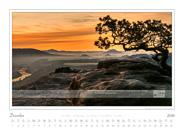 Kalender Traumlandschaft Elbsandsteingebirge 2016, Saechsische Schweiz, Traumlandschaft, Dezember