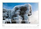Kalender Traumlandschaft Elbsandstein Boehmische Schweiz 2017 Am Hohen Schneeberg, Februar